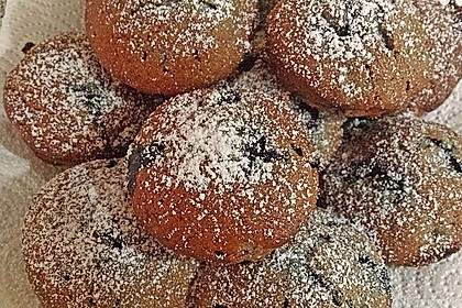 The best blueberry Muffins 43