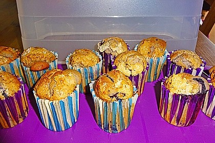 The best blueberry Muffins 29