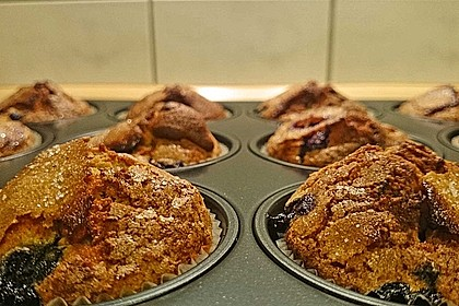 The best blueberry Muffins 30