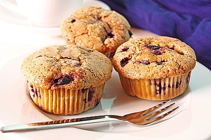 The best blueberry Muffins 4