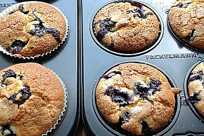 The best blueberry Muffins 20