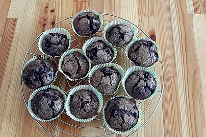 The best blueberry Muffins 47