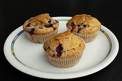 The best blueberry Muffins 2