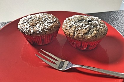 The best blueberry Muffins 13