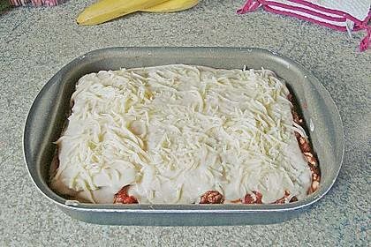 Béchamel-Hackfleisch-Lasagne (Bild)