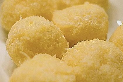 Großmutters  Kartoffelklöße 1