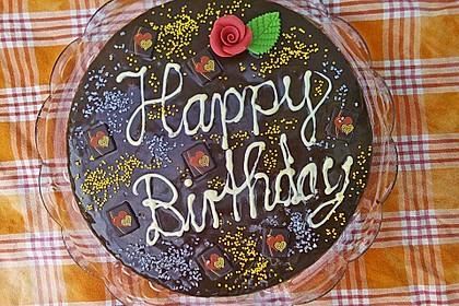 Der perfekte Schokoladenkuchen II (Bild)