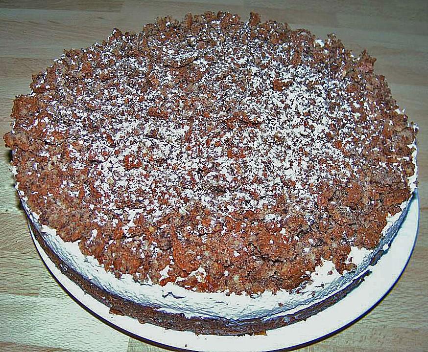 Cappuccino - Krümel - Kuchen - Ein Tolles Rezept