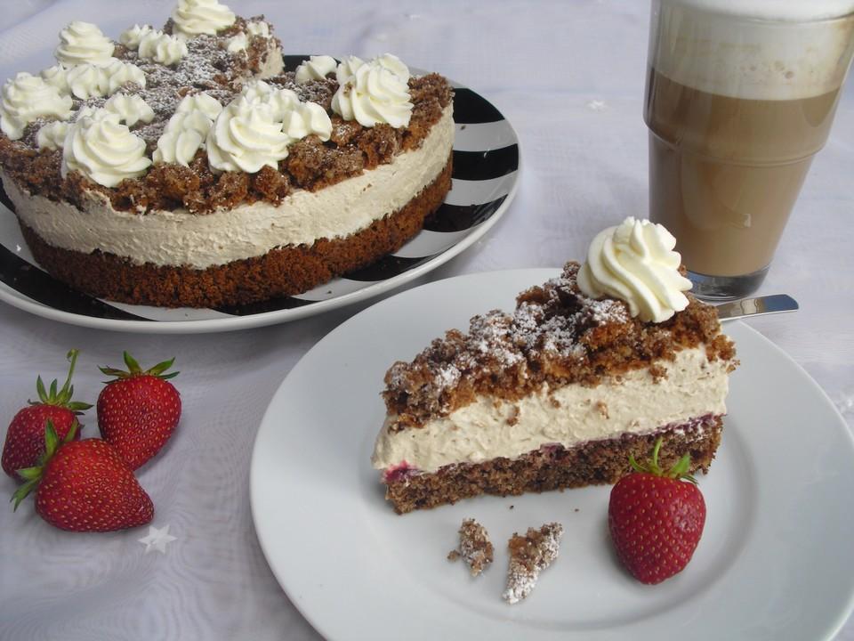 Cappuccino Krumel Kuchen Ein Tolles Rezept Chefkoch De