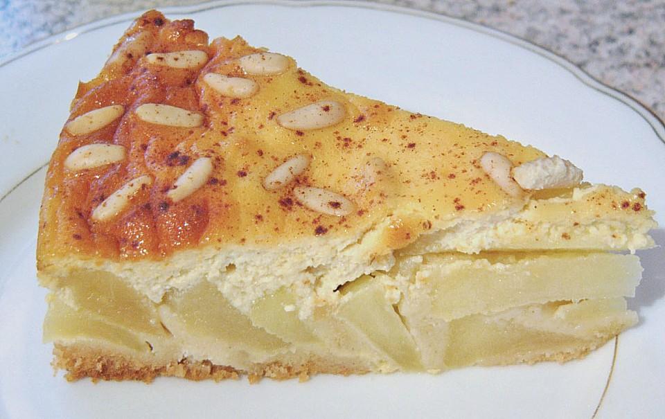 Gewurzter Apfel Schmandkuchen Von Alina1st Chefkoch De