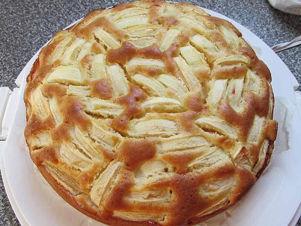 Schneller Saftiger Apfelkuchen Von Honey Kiz Chefkoch De