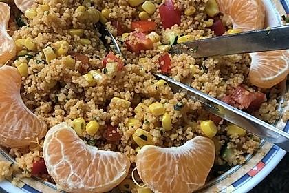 Couscous-Salat, lecker würzig 79