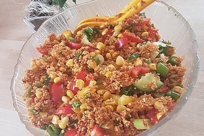 Couscous-Salat, lecker würzig 41