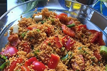 Couscous-Salat, lecker würzig 54