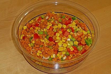 Couscous-Salat, lecker würzig 82