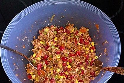 Couscous-Salat, lecker würzig 124