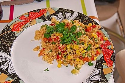 Couscous-Salat, lecker würzig 52