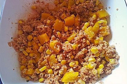 Couscous-Salat, lecker würzig 116