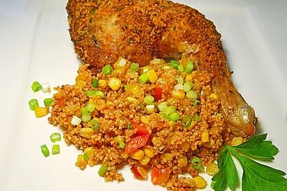 Couscous-Salat, lecker würzig 62