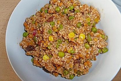 Couscous-Salat, lecker würzig 99
