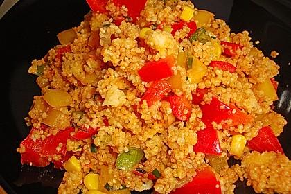 Couscous-Salat, lecker würzig 53