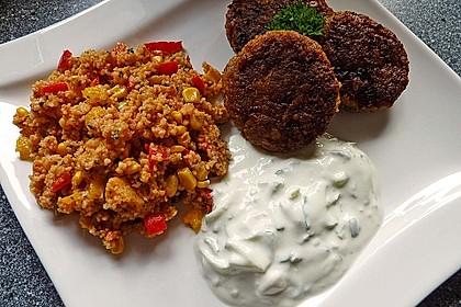 Couscous-Salat, lecker würzig 14