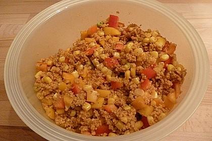 Couscous-Salat, lecker würzig 106