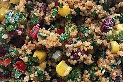 Couscous-Salat, lecker würzig 25