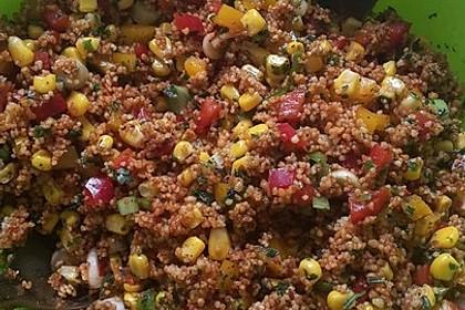 Couscous-Salat, lecker würzig 148