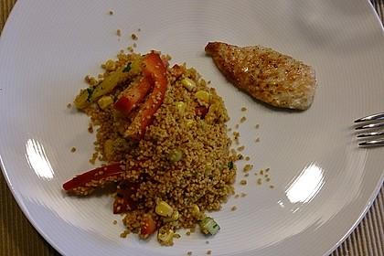 Couscous-Salat, lecker würzig 144