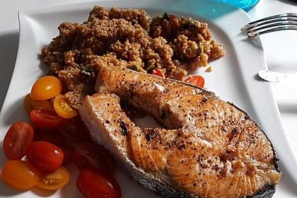 Couscous-Salat, lecker würzig 95
