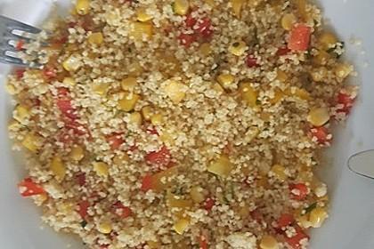 Couscous-Salat, lecker würzig 152