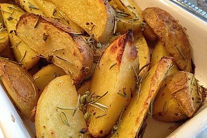 Rosmarinkartoffeln 7