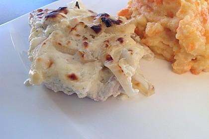Cremige Putenschnitzel 1