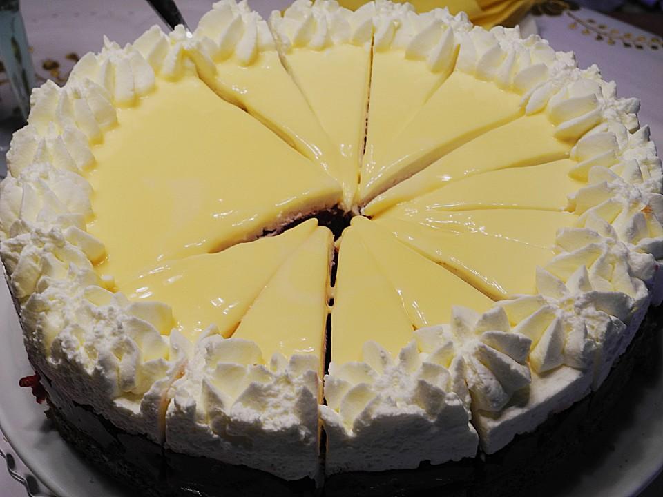 Eierlikor Kirsch Torte Von Honeybear89 Chefkoch De