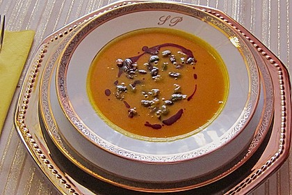 Kürbissuppe 5