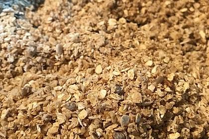 Granola Müsli selbstgebacken 19