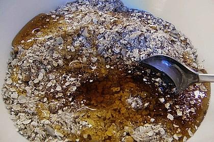 Granola Müsli selbstgebacken 16