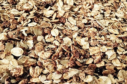 Granola Müsli selbstgebacken 27