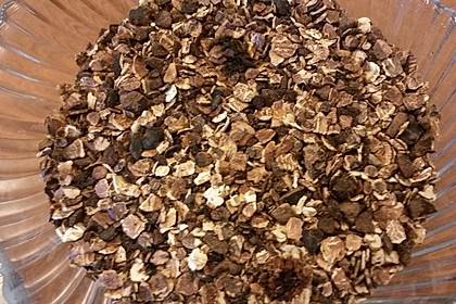 Granola Müsli selbstgebacken 25