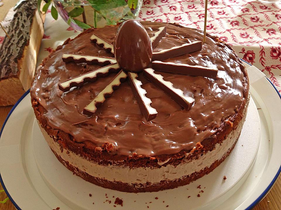 kinderschokoladen kuchen