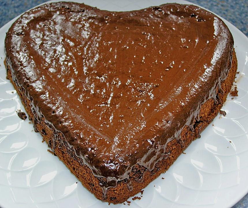 Unglaublicher Schokoladenkuchen Von Flopster Chefkoch De