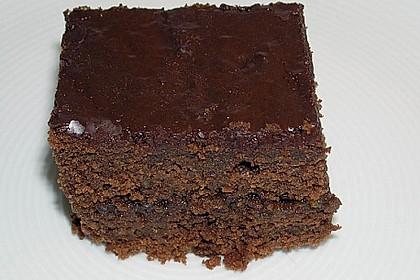 Unglaublicher Schokoladenkuchen 1
