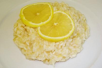 Zitronen - Risotto 5