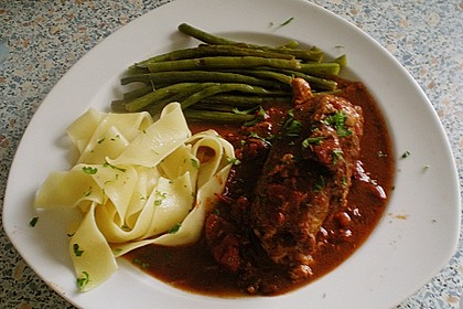 Italienische Schnitzel, Involtini 5