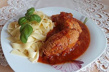 Italienische Schnitzel, Involtini