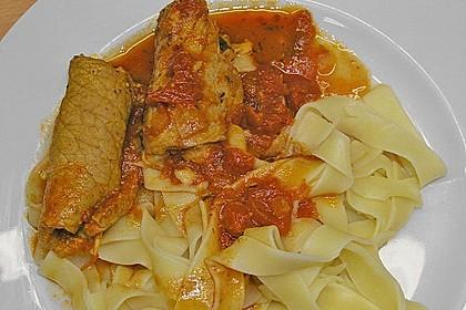 Italienische Schnitzel, Involtini 3