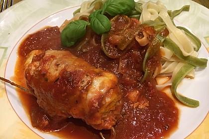 Italienische Schnitzel, Involtini 1