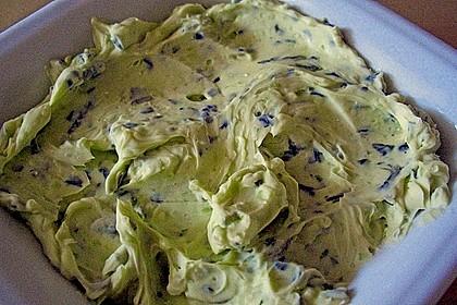 Dreadys Knoblauch - Basilikum - Butter 1