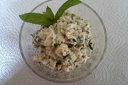 Dreadys Knoblauch - Basilikum - Butter 2